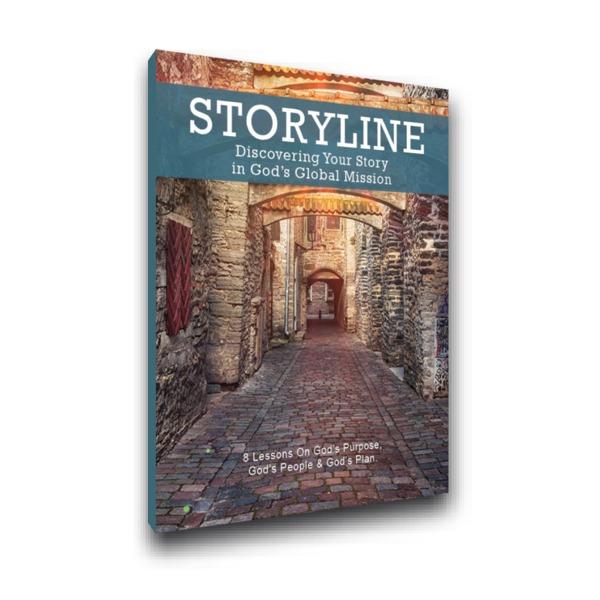 Storyline Study English